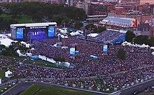 2020 Quebec City Summer Festival.Festival D Ete De Quebec Wikipedia