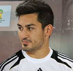 FIFA WC-qualification 2014 - Austria vs. Germany 2012-09-11 - İlkay Gündoğan 01.JPG