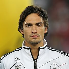 FIFA WC-qualification 2014 - Austria vs. Germany 2012-09-11 - Mats Hummels 01.jpg