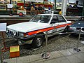 FORD GRANADA POLICE CAR 1985 Glasgow Transport Museum.jpg