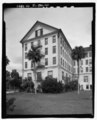 FRONT, NORTH END OF NORTH WING- CAMERA DIRECTION EAST - Ormond Hotel, 15 East Granada, Ormond Beach, Volusia County, FL HABS FL-380-20.tif