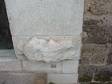 Pietra romana (Casertavecchia)