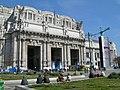 Facciata della Stazione Centrale di Milano By JW.JPG