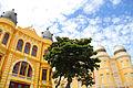 Fachadas da Associação Comercial de Pernambuco e da Caixa Cultural no Recife.JPG