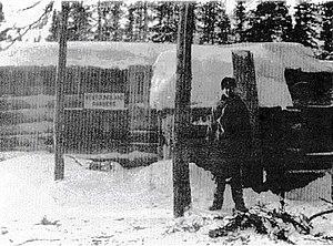 John Hope Simpson - Image: Fact Findings, Clarence G Dwyer, No.15 Newfoundland Ranger Port Hope Simpson Detachment 1940