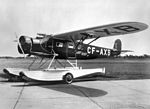 Fairchild 82; 10-passenger airplane owned and operated by Dominion Skyways (27223006351).jpg