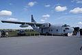 Fairchild C-123K Provider N674JK 54-0674 Big Lou Air America RSideFront TICO 16March2014 (14486495939).jpg