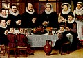 Family Saying Grace Anthonius Claeissins c 1585.jpg