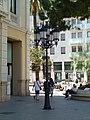 Fanals de la plaça de l'Ajuntament-2.JPG