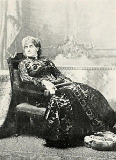 Fanny Janauschek American actress