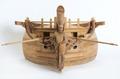 Fartygsmodell - Förskepp till ostindiefarare - S 5832.tif