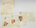 Fatture per la marchiatura delle forme (serie di 3) - Musei del cibo - Parmigiano - 181.tif