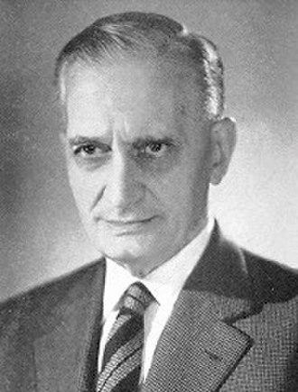 Italian Minister of Justice - Image: Fausto Gullo 2