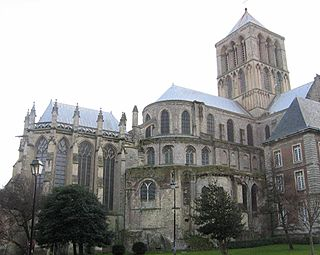 Fécamp Abbey Benedictine abbey in Normandy, northern France
