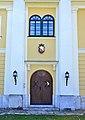 Feldkirchen Dietrichstein Schloss Dietrichstein Riesenpilasterordnung N-Fassade 25042013 207.jpg
