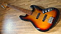 Fender Jaco Pastorius Jazz Bass FL 3color Sunburst (7708544730).jpg