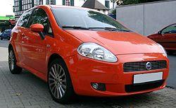 Fiat Grande Punto Dreitürer (2005?2009)