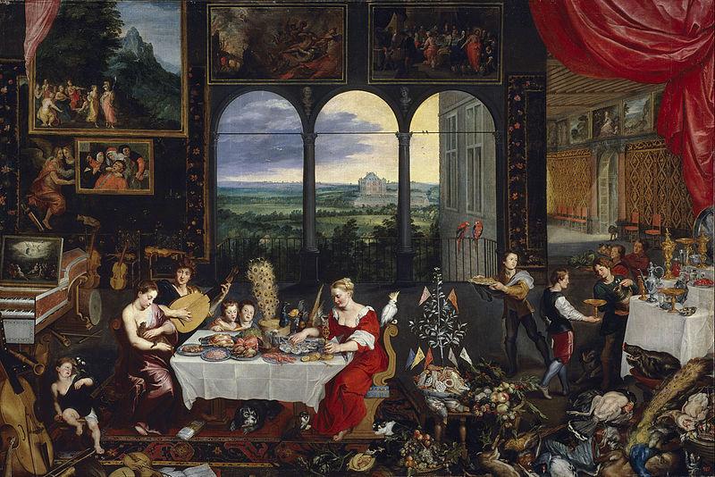 File:File-Bruegel d. Ä., Jan -The Senses of Hearing, Touch and Taste - 1618.jpg