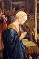 Filippo lippi, adorazione del bambino con s.vincenzo ferrera, 1455-1466, da s. domenico a prato 09.jpg