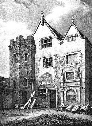 Francis Gawdy - Image: Fincham Hall