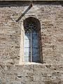 Finestra gòtica, església de sant Joan del Mercat.JPG