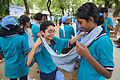 First Aid and Emergency Management Session - Summer Camp - Nisana Foundation - Sibpur BE College Model High School - Howrah 2013-06-08 9161.JPG