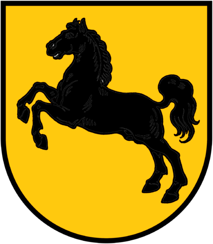 Saxe / Sachsen  419px-First_coat_of_arms_of_Old_Saxony_from_Widukind