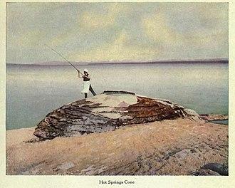 Fishing Cone - Image: Fishing Cone 1901