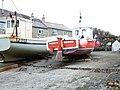Fishing boats on slipway, Mullion Cove - geograph.org.uk - 548438.jpg