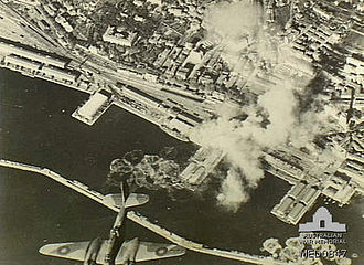 Port of Rijeka - RAF bombing of the Port of Rijeka, 1944