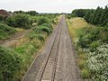Fladbury railway station (site), Worcestershire (geograph 3751597).jpg