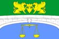 Flag of Aptekarsky ostrov (St Petersburg).png