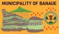 Flag of Banaue, Ifugao.png