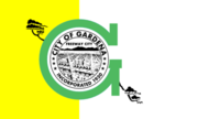 Flag of Gardena, California.png