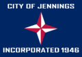 Flag of Jennings, Missouri.png