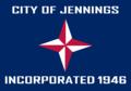 Flag of Jennings, Missouri.png