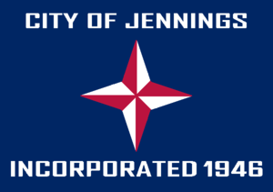 Jennings, Missouri - Image: Flag of Jennings, Missouri