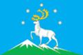 Flag of Ovgortskoe (Yamal Nenetsia).png