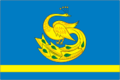 Flag of Plast (Chelyabinsk oblast).png