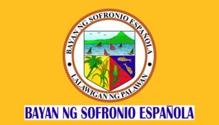 Sofronio Española Municipality of the Philippines in the province of Palawan