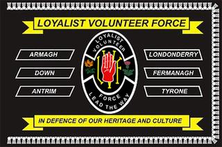 Loyalist Volunteer Force Former Ulster loyalist paramilitary group