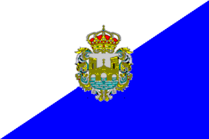 Provinces of Spain - Image: Flag of the Province of Pontevedra