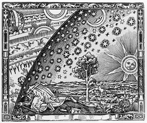 Астроном на краю Земли