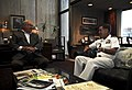 Flickr - Official U.S. Navy Imagery - Vice Chief of Naval Operations meets with the Mayor of Boston, Tom Menino, during Boston Navy Week 2012..jpg