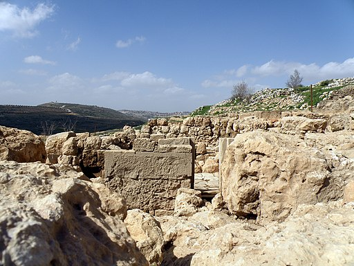 Flickr - RonAlmog - תל שילה (13)