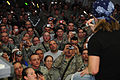 Flickr - The U.S. Army - Country band, comedian perform at Contingency Operating Base Adder.jpg