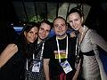 Flickr - proteusbcn - Nosaltres dos amb les dos guies.jpg