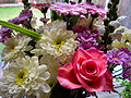 Flickr - ronsaunders47 - Birthday bouquet..jpg