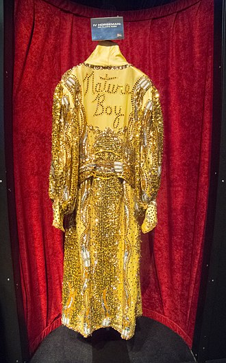 Ric Flair - One of Flair's signature robes