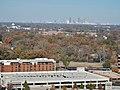 Flight in Hartsfield-Jackson Atlanta International Airport, view direction Atlanta dowtown - panoramio.jpg
